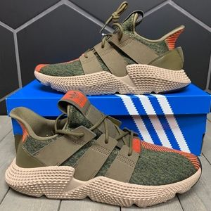 New Adidas Prophere Trace Olive Shoe